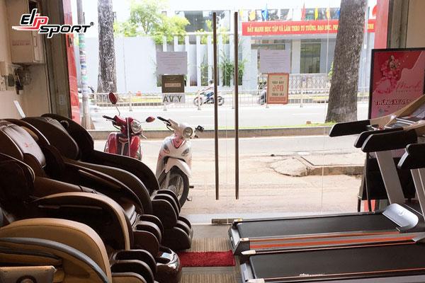 Cửa hàng dụng cụ, thiết bị tập thể dục thể thao TP. Phan Thiết - Bình Thuận