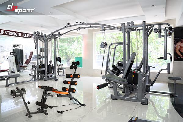 Cửa hàng dụng cụ, thiết bị tập thể dục thể thao TP. Bảo Lộc - Lâm Đồng