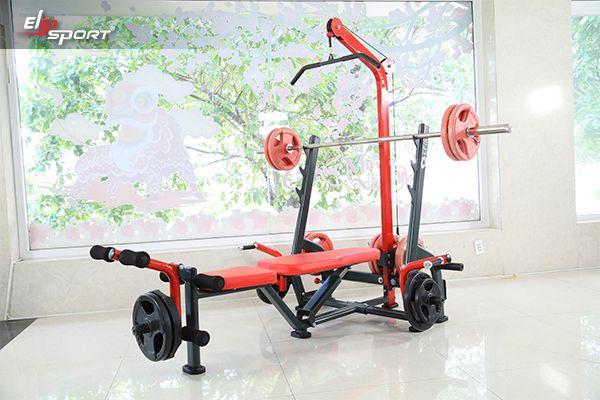 Cửa hàng dụng cụ, thiết bị máy tập thể dục thể thao Đồng Xoài - Bình Phước