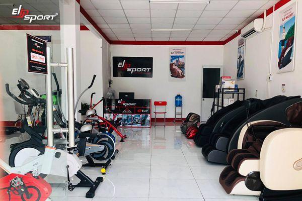 Cửa hàng dụng cụ, thiết bị máy tập thể dục thể thao TP.Long Xuyên - An Giang