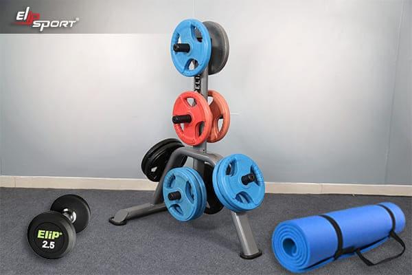 Cửa hàng dụng cụ, thiết bị máy tập thể dục thể thao Tp. Nha Trang - Khánh Hòa