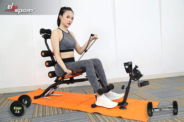 Cửa hàng dụng cụ, thiết bị máy tập thể dục thể thao TP. Bến Tre