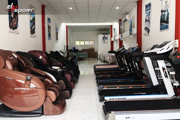 Cửa hàng dụng cụ, thiết bị máy tập thể dục thể thao Quận Long Biên, Đông Anh, Tây Hồ - Hà Nội