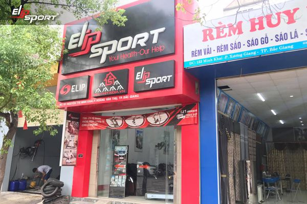 Cửa hàng dụng cụ, thiết bị máy tập thể dục thể thao TP.Bắc Giang - ảnh 1