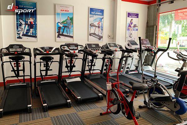 Cửa hàng dụng cụ, thiết bị máy tập thể dục thể thao TP.Bắc Giang - ảnh 2