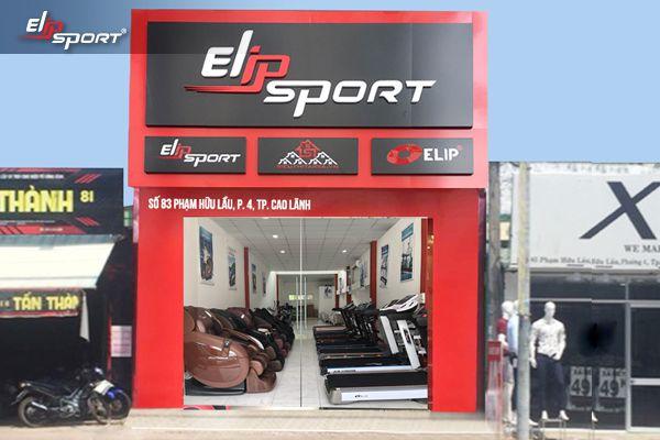 Cửa hàng dụng cụ, thiết bị máy tập thể dục thể thao TP. Cao Lãnh - Đồng Tháp