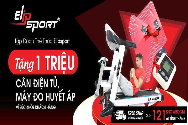 Cửa hàng dụng cụ, thiết bị máy tập thể dục thể thao TP.Cao Lãnh - Đồng Tháp