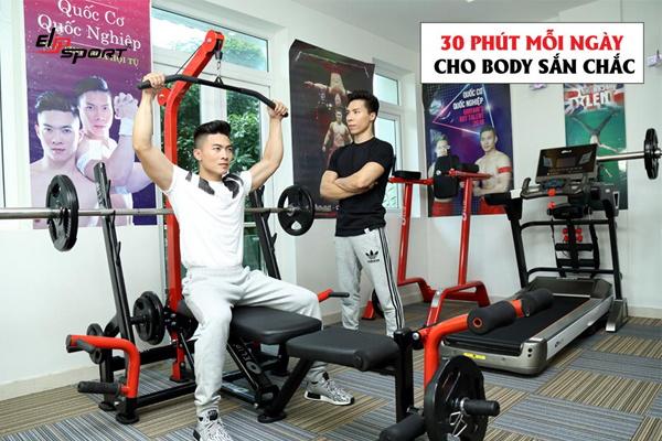 Cửa hàng dụng cụ, thiết bị máy tập thể dục thể thao TP. Ninh Bình - ảnh 3
