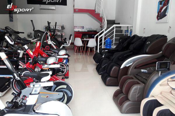 Cửa hàng dụng cụ, thiết bị máy tập thể dục thể thao Ba Vì, Sơn Tây, Phúc Thọ - Hà Nội