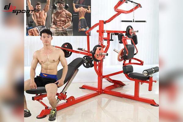 Cửa hàng dụng cụ, thiết bị máy tập thể dục thể thao TP. Hà Giang - ảnh 4