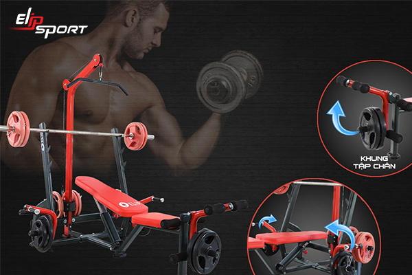 Cửa hàng dụng cụ, thiết bị máy tập thể dục thể thao TP. Lai Châu - ảnh 4