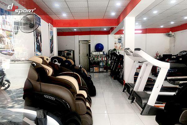 Cửa hàng dụng cụ, thiết bị máy tập thể dục thể thao TP. Cam Ranh - Khánh Hòa