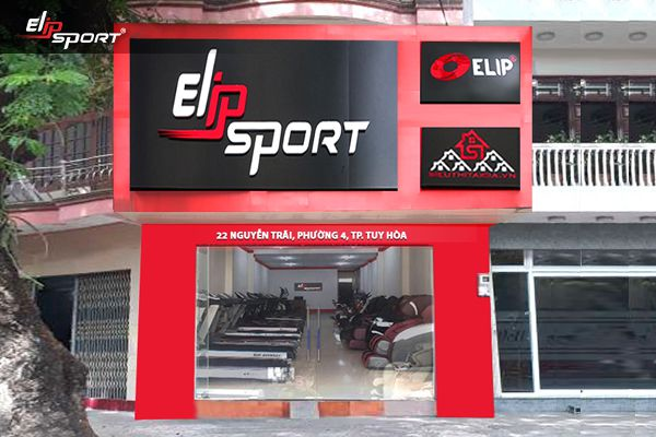 Cửa hàng dụng cụ, thiết bị máy tập thể dục thể thao TP.Tuy Hòa - Phú Yên