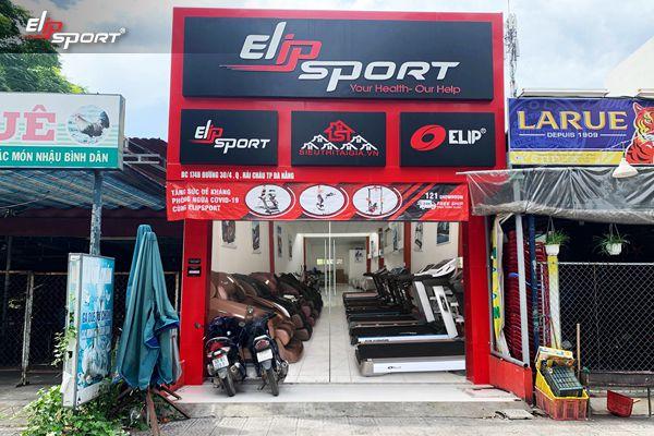Cửa hàng dụng cụ, thiết bị máy tập thể dục thể thao Q.Liên Chiểu - Đà Nẵng