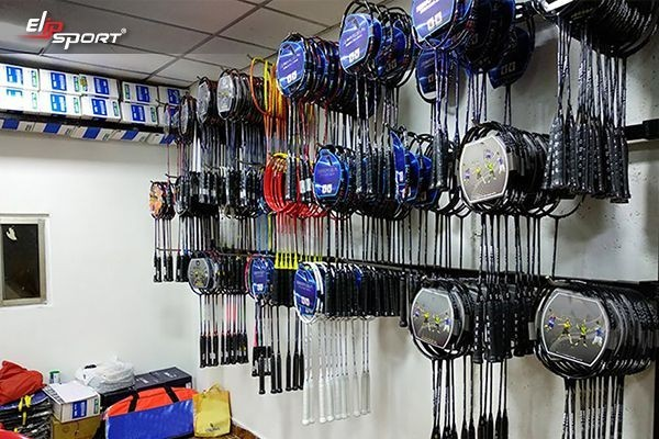 Cửa hàng dụng cụ, thiết bị tập thể dục thể thao TP. Bà Rịa, tỉnh Bà Rịa - Vũng Tàu