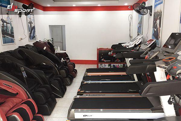 Cửa hàng dụng cụ, thiết bị tập thể dục thể thao quận Gò Vấp, TP. Hồ Chí Minh