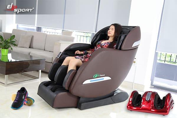 Cửa hàng bán ghế massage uy tín ở Hà Nội