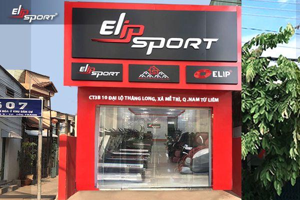 Nơi bán máy chạy bộ Elipsport chất lượng tại Hà Nội