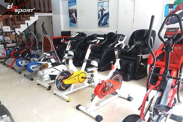 Xe đạp tập thể dục Tp. Hồ Chí Minh