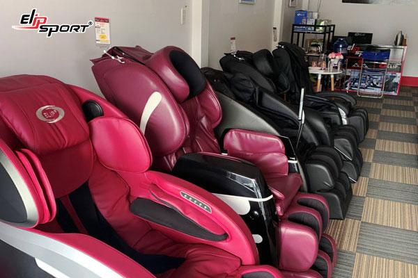Cửa hàng bán ghế massage chính hãng cao cấp tại thành phố Đà Nẵng, Nha Trang