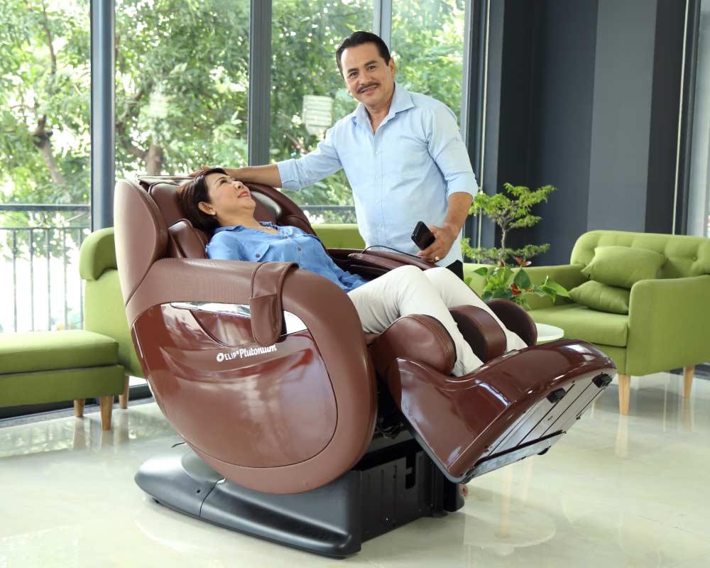 Top 5 mẫu ghế massage, mát xa tốt nhất hiện nay.