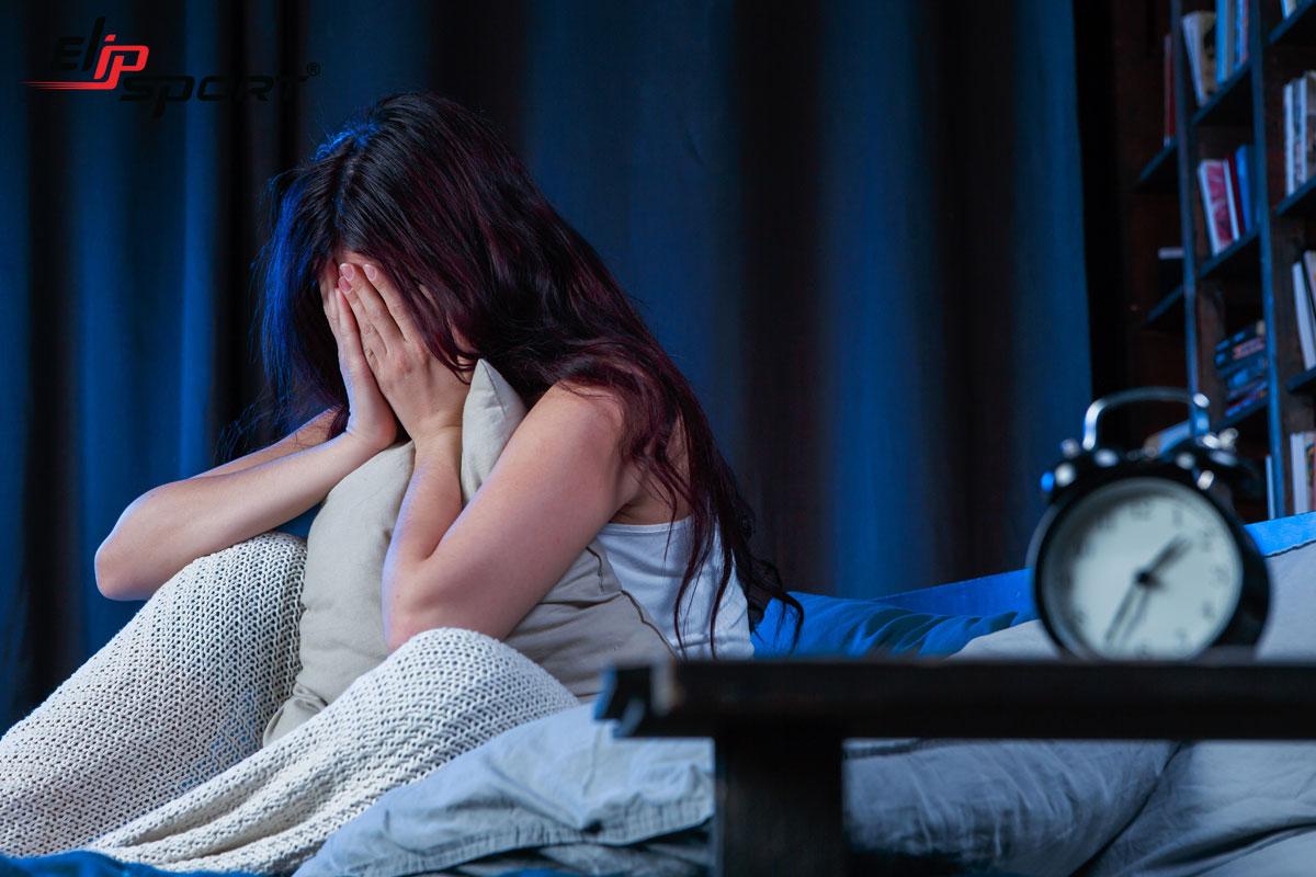 Bài tập thể dục chữa mất ngủ