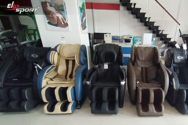 Cửa hàng ghế massage (mát xa) Dĩ An, Bình Dương