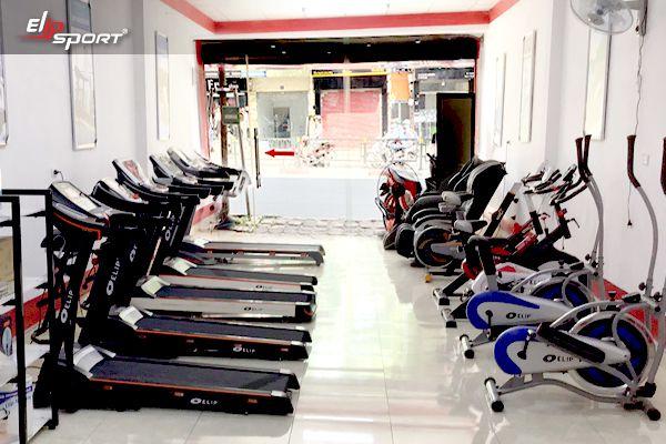 Cửa hàng xe đạp tập thể dục Dĩ An, Bình Dương