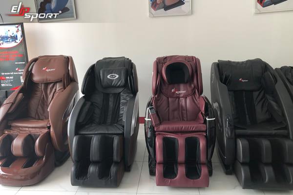 Top 3 cửa hàng bán ghế massage, mát xa tại Bà Rịa, Vũng Tàu uy tín giá tốt