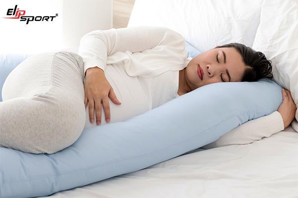 cách trị mất ngủ khi mang thai