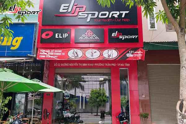 máy chạy bộ Elipsport tại Hà Tĩnh