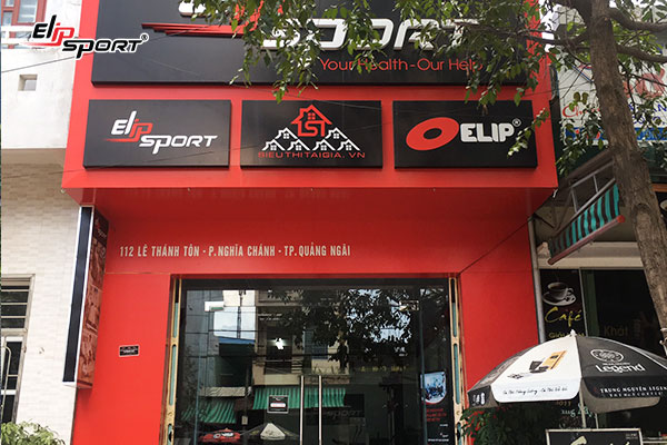 Máy chạy bộ Elipsport thế hệ mới được bán tại TP.Quảng Ngãi