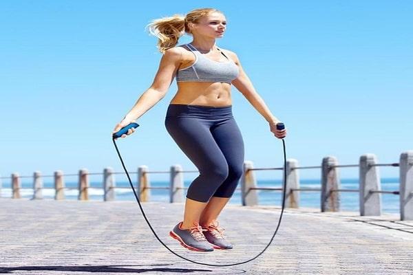 Bài tập Cardio nhảy dây