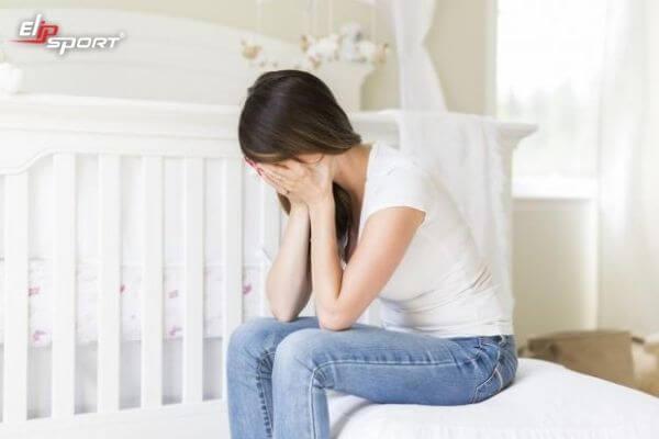 bị mất ngủ sau sinh