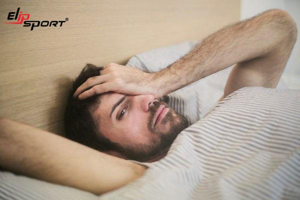 Mất ngủ nhiều ngày liên tục