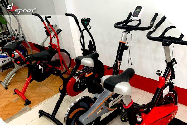 Địa điểm cửa hàng xe đạp tập thể dục giá rẻ tại Tân Phú