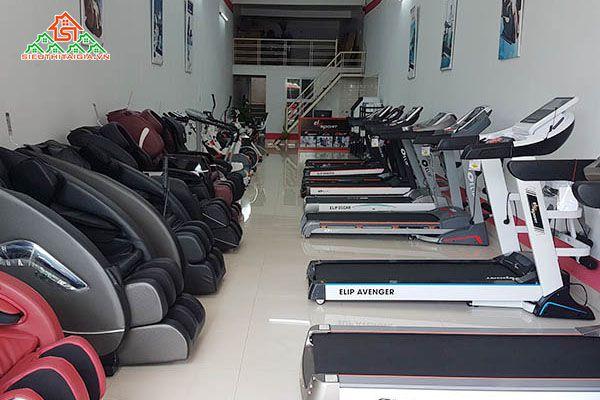 Nơi bán máy chạy bộ Elipsport chất lượng tại Tân Phú