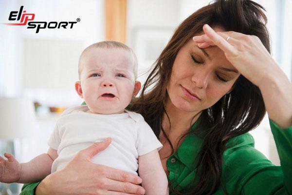 Cách trị mất ngủ cho phụ nữ sau sinh