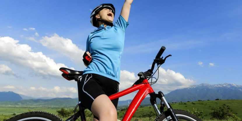 thực đơn giảm cân kết hợp đạp xe