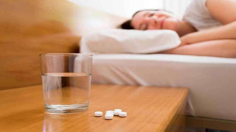 Trầm cảm do lạm dụng thuốc ngủ