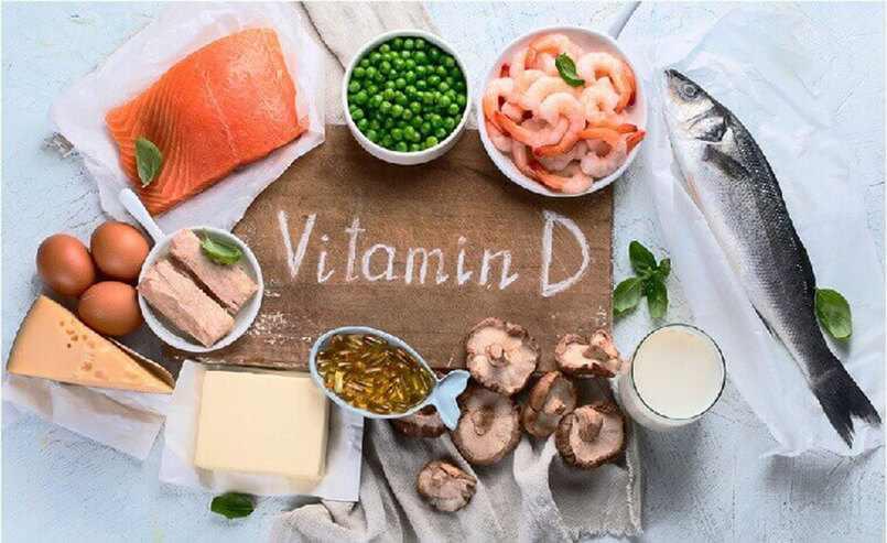 bổ sung vitamin d