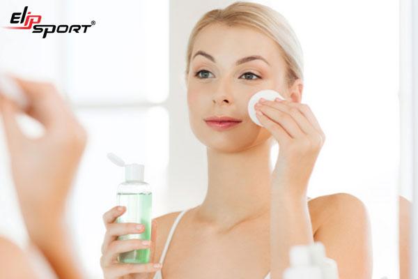 Chăm sóc da sau khi bị dị ứng mỹ phẩm