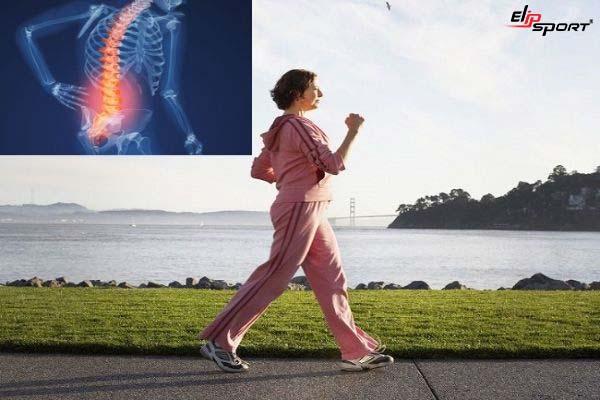 lợi ích của việc đi bộ