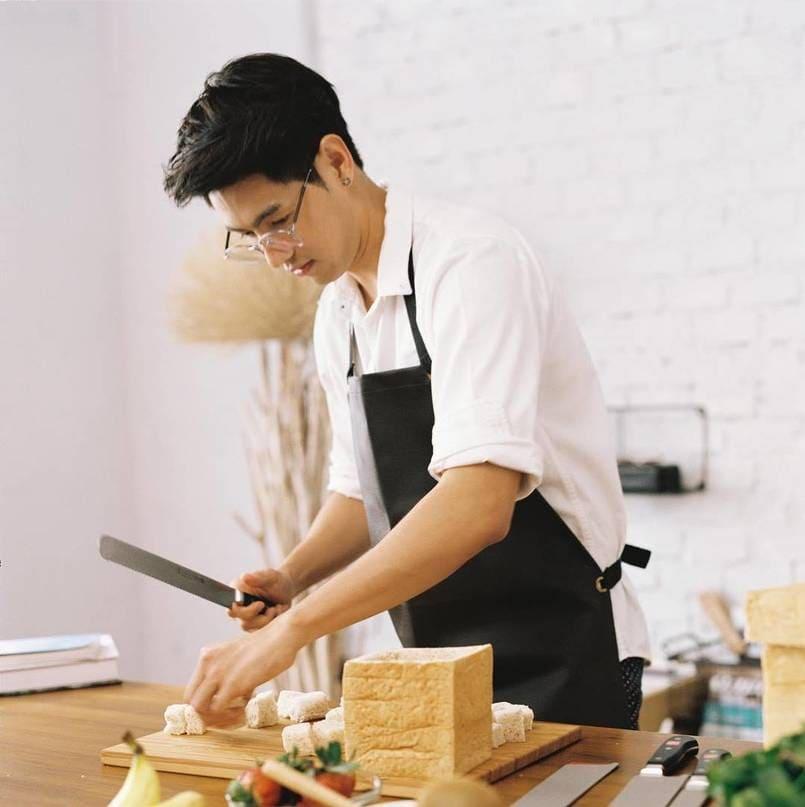 Giảm stress bằng cách tự vào bếp