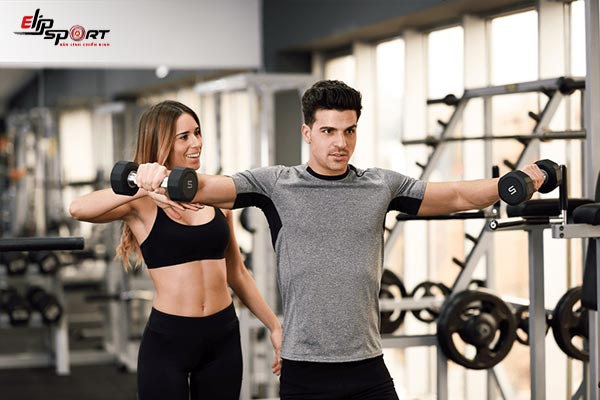 tập gym cho người mới