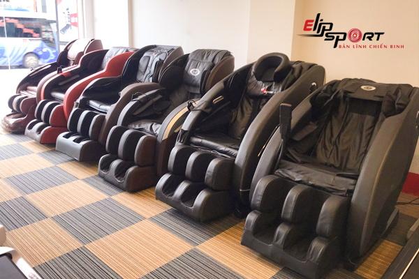 Cửa hàng bán ghế massage giá tốt quận Cầu Giấy, Hà Nội