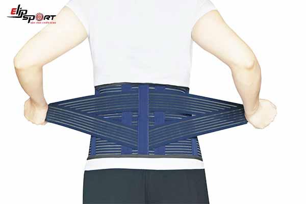 đai thắt lưng cố định cột sống
