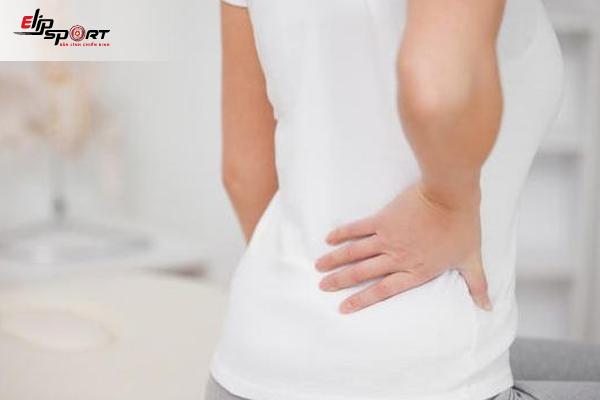 đau ở vùng thắt lưng