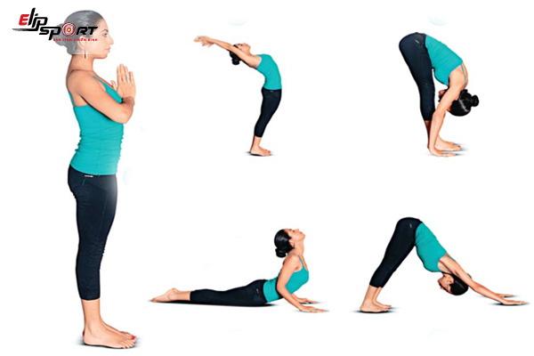 tập cơ bụng bị đau lưng