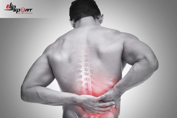 nguyên nhân bị đau lưng